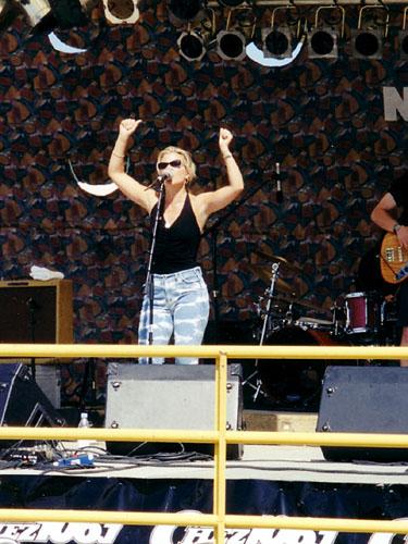 Marika Live, Navan Fair