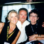 Marika, husband Karl & Mary Ann Fitz from CJVR